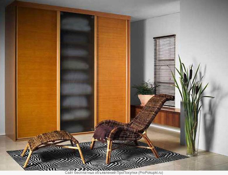 Двери-купе из бамбука по цене 2014 года