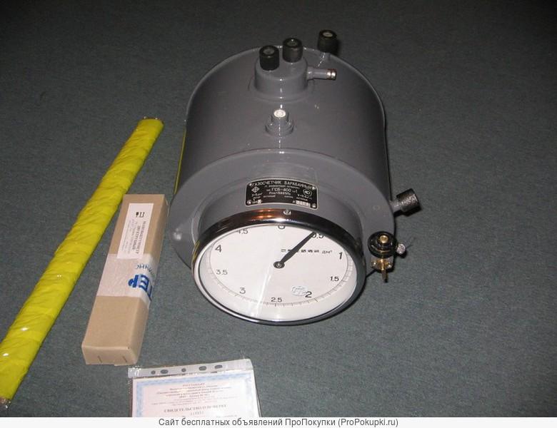 счетчики газа и манометры
