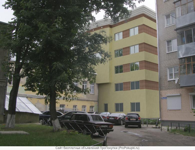 Отдельно стоящее здание на участке 560 кв.м