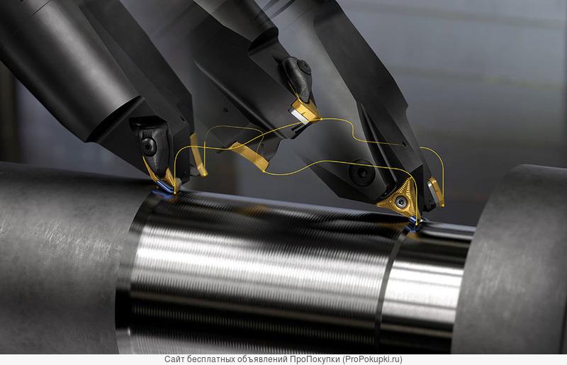 Подбор и продажа металлорежущего твердосплавного инструмента