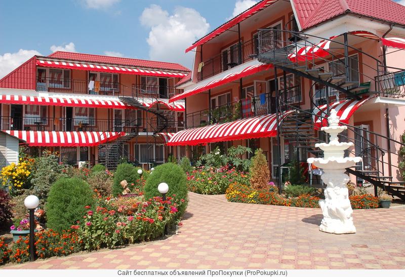 Продаются отели в Феодосии