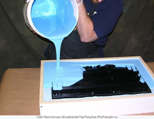 Жидкий Силикон Super Mold M
