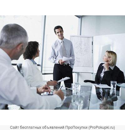 Бизнес-курс для начинающих предпринимателей в центре «Союз»