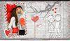 love-story поздравление с Днем Валентина 14 Февраля