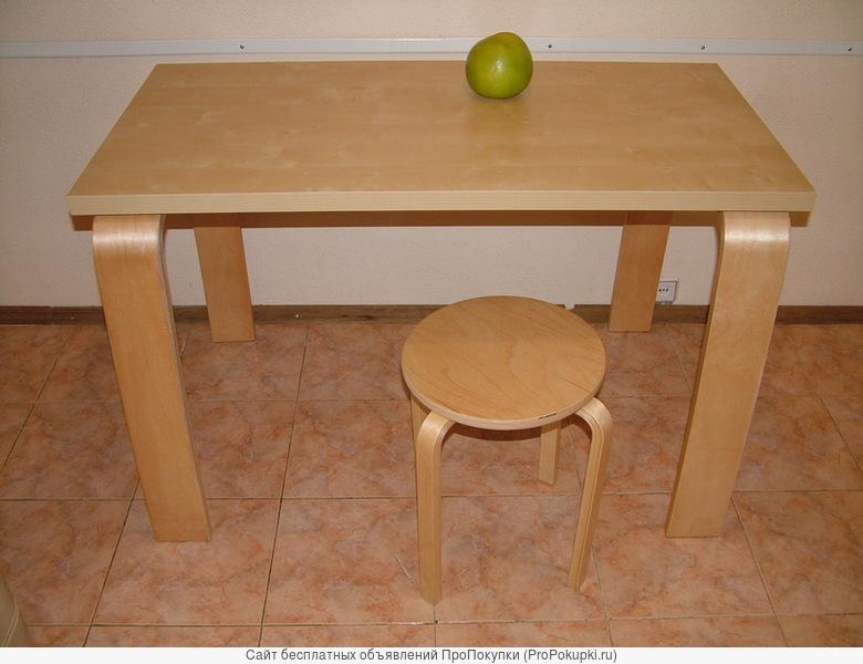 Стол обеденный под дерево