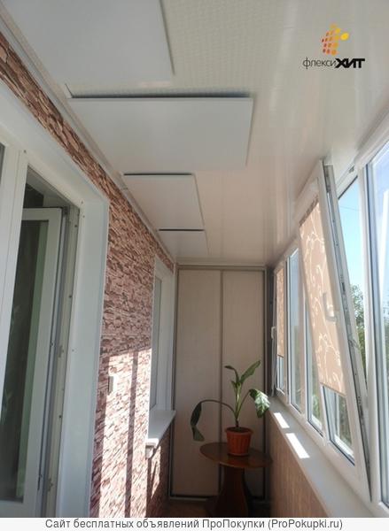 Греющий потолок –современные технологии от «ФлексиХИТ»