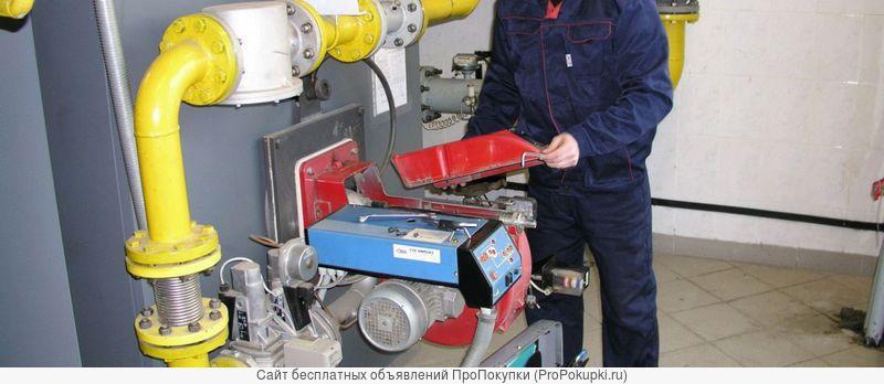 Ремонт и монтаж котлов, котельных, теплосетей, газового оборудования