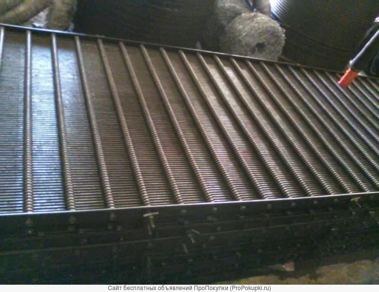 ГОСТ 9074-85 Сетки щелевые на соединительных шпильках