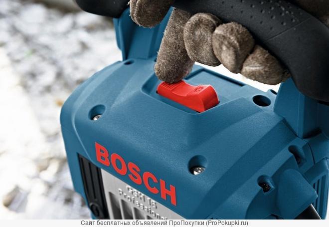 Аренда (прокат) бетонолома Bosch