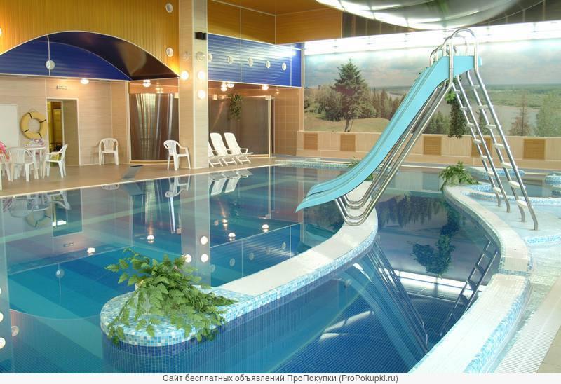 проектирование ,строительство бассейнов ,саун ,хаммамов ,аквапарков