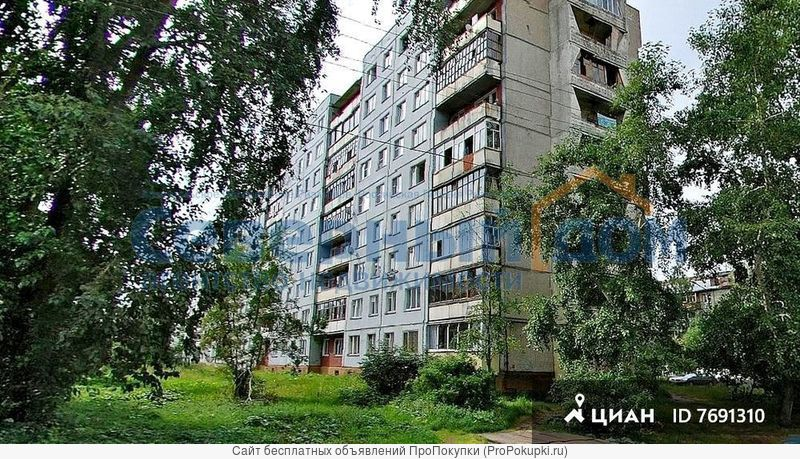 Продаю долю в 2-х комнатной в центре г. Архангельска