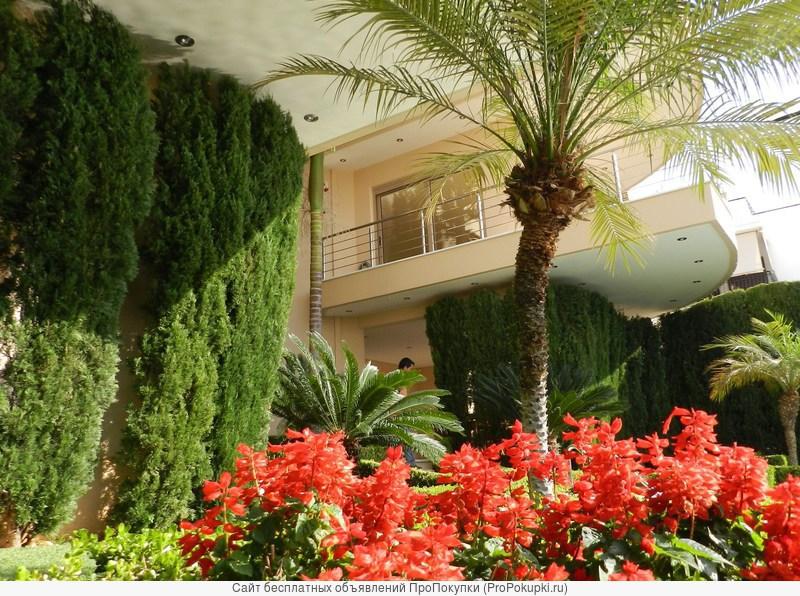 Дом в Греции,в пригороде Афин,возле моря
