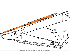 Ремонт гидроцилиндра рукояти Hyundai R290LC-7 арт 31N8-50138