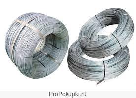 Проволока ГОСТ 3282-74 в Магнитогорске, вид проволоки: вязальная