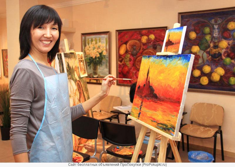 Рисование и ИЗО - курсы в Омске