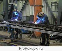 Производство металлоконструкций в Щёкино