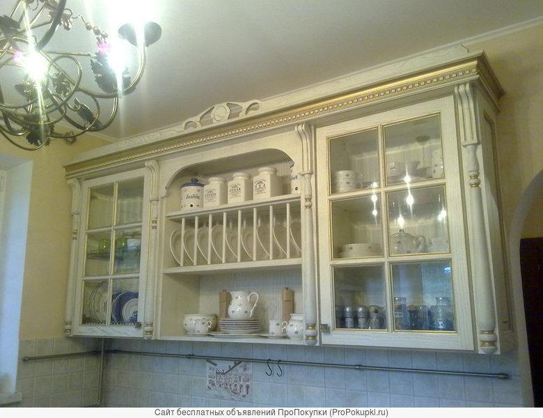 Классическая мебель с золочением на заказ в Москве