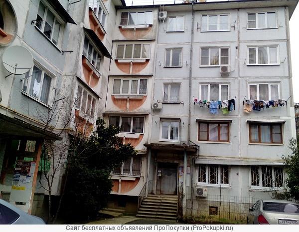 Квартира 1-а комнатная с документами в Сочи