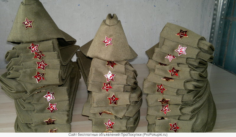 Военная форма солдата времен ВОВ