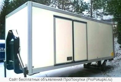 Сменное оборудование, кузова – 6 вариантов на 1 грузовик
