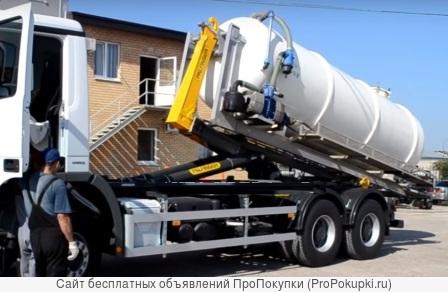 Съёмное оборудование – 6 вариантов на 1 грузовик