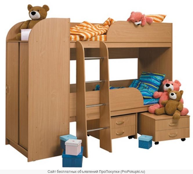Изготовление детской мебели на заказ