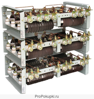 Блоки резисторов Б6, бк12, брф, брп