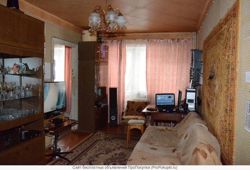 продам 2 комнаты