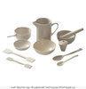 Посуда из керамики для лабораторных работ
