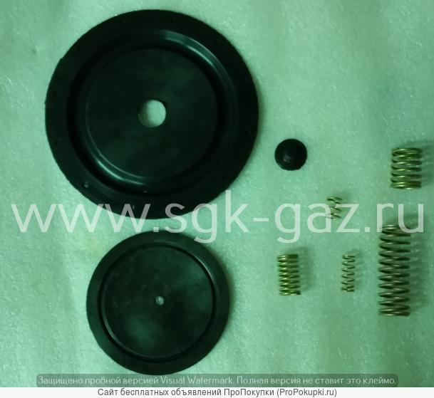Ремкомплект регулятора газа РДГД-20
