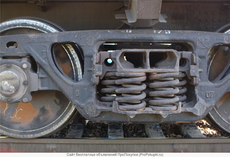 Пружины железнодорожные