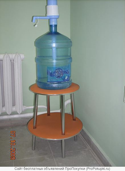 продаются подставки под водяные бутыли