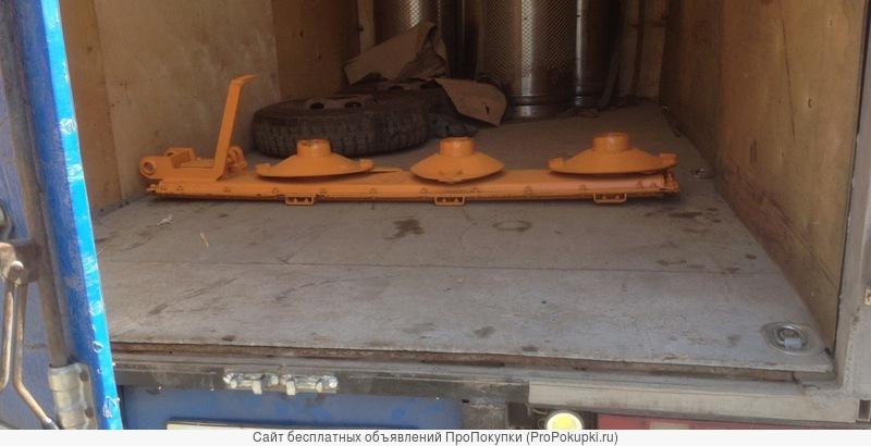 Полотно-аппарат режущий для косилки К-78