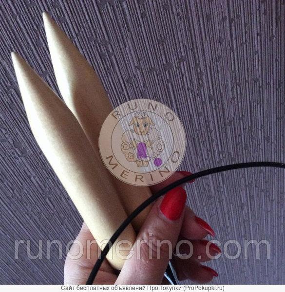 Спицы для вязания из толстой пряжи