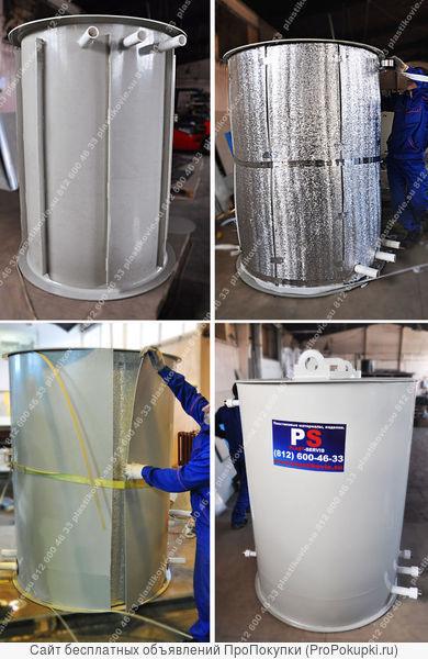 Химические реакторы из пластика