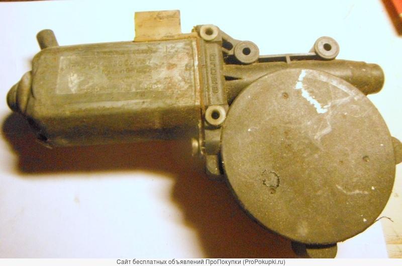 Мотор стеклоподъемника бмв