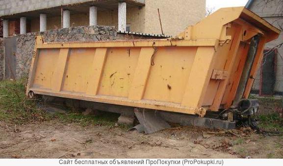 Кузов самосвала МАЗ 20 тонн