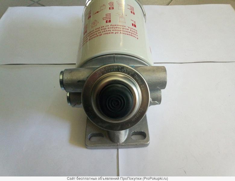 Сепаратор с подкачкой+датчик воды