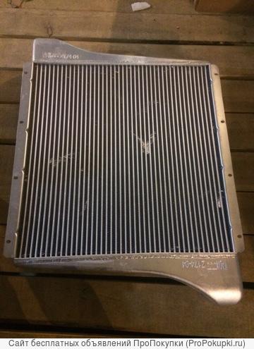 Радиатор интеркулера 290-336 л.с. Howo WG9725530020