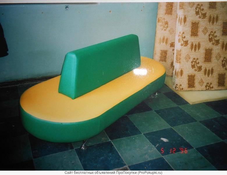 Организация производства мягкой мебели. Проекты. Консультации