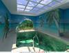 фотоплитка для ванной комнаты.бассейна