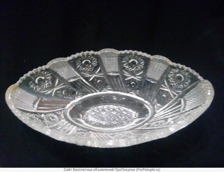 Продаю хрустальную посуду периода СССР