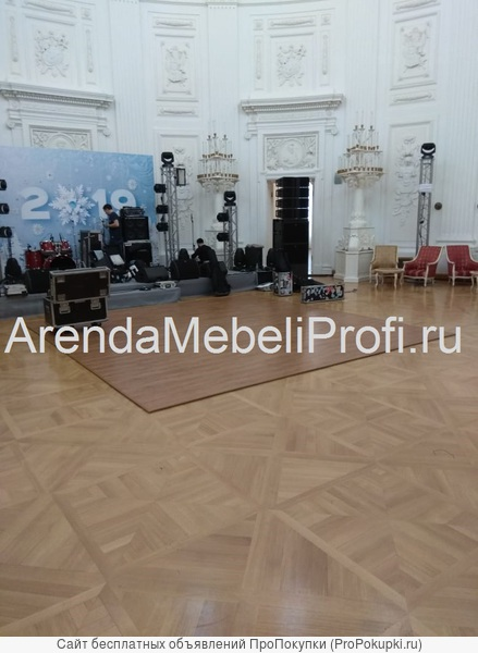 Танцпол аренда, танцевальный пол для мероприятий