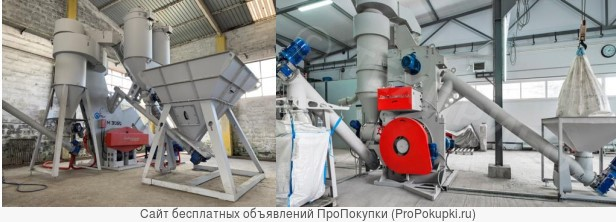 Завод магниевых удобрений из доломита и золы торфа