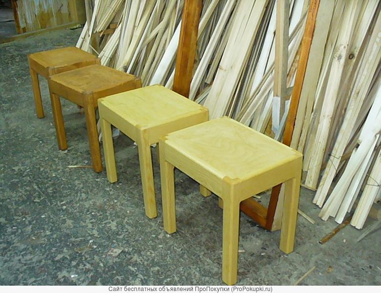 Продаю деревянный табурет