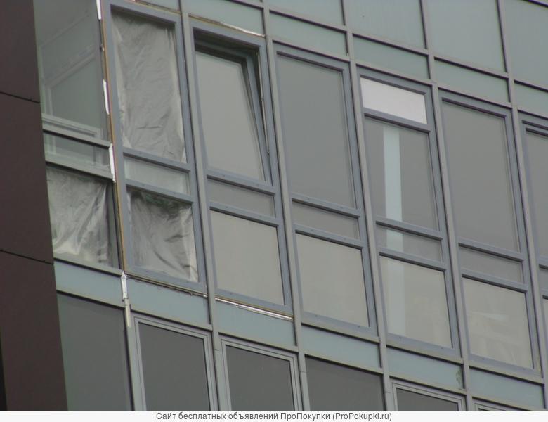 Остекление, обшивка, изготовление, монтаж балконов и лоджий