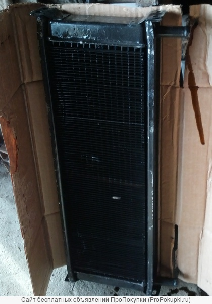 Радиатор маслянный Краз 157, 256