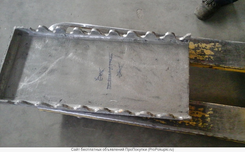 Литье жаропрочных и нержавеющих сталей