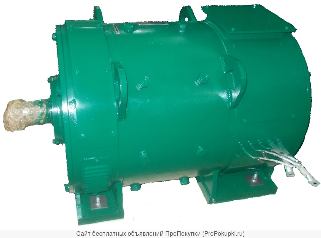 Электродвигатели ЭМПЭ 90, 200, 350, 450 (аналог МПЭ)