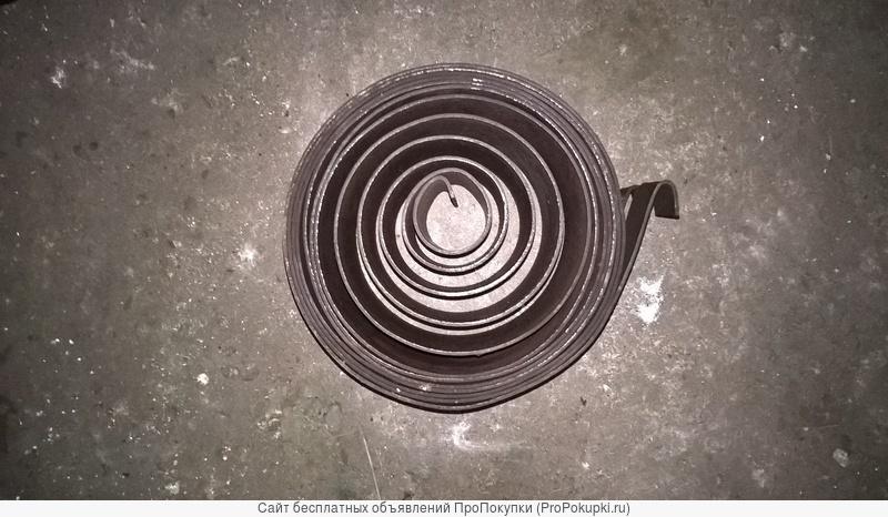 Пружина противовеса для станка 2М57 (ширина 70 мм)